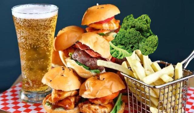 Healthy Meal w Kale